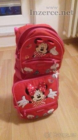 Dětský cestovní kufr