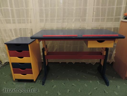 Dětský rostoucí stůl