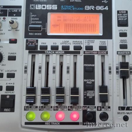 Digital studio BOSS 864