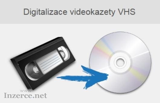 Digitalizace videokazety VHS na DVD