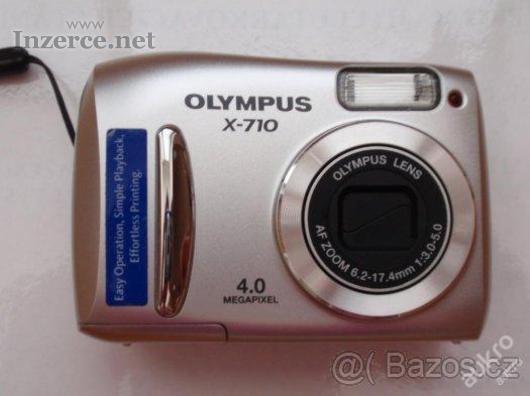Digitální fotoaparát Olympus X-710