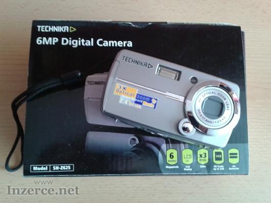 Digitální fotoaparát TECHNIKA SH-Z625