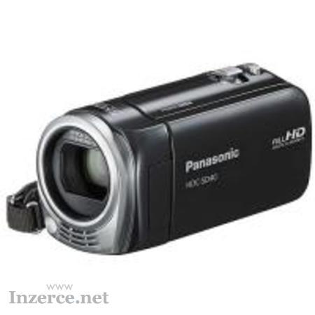 Digitální videokamera Panasonic HDC-SD40