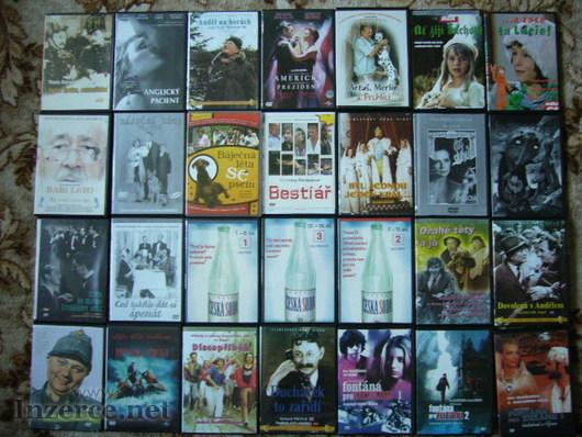 DVD originál filmy