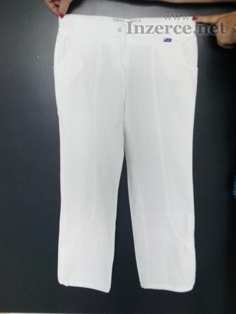 Dvoje dámské lékařské kalhoty, vel. S