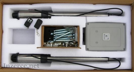Elektrické otvírání vrat kompletní set