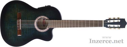 Elektroakustická klasická kytara