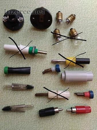 Elektromateriál - slaboproud.