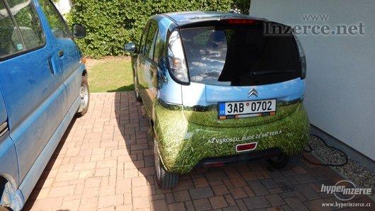 Elektromobil - jezděte levně