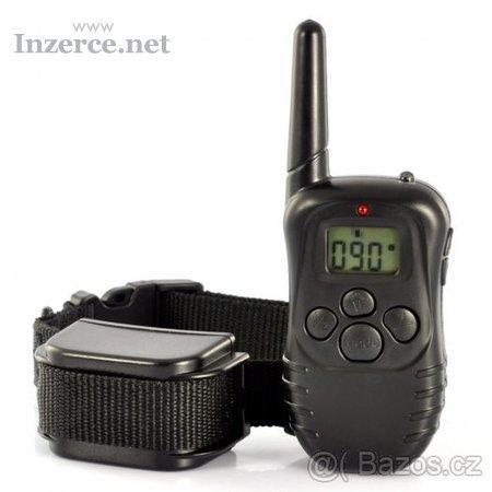 Elektronický výcvikový obojek pro psy Petrainer PE