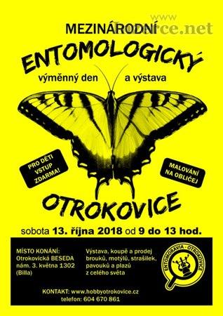 Entomologická výstava, OTROKOVICE, 13.10.2018