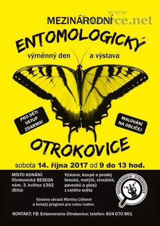 Entomologická výstava v OTROKOVICÍCH, 14.10.2017