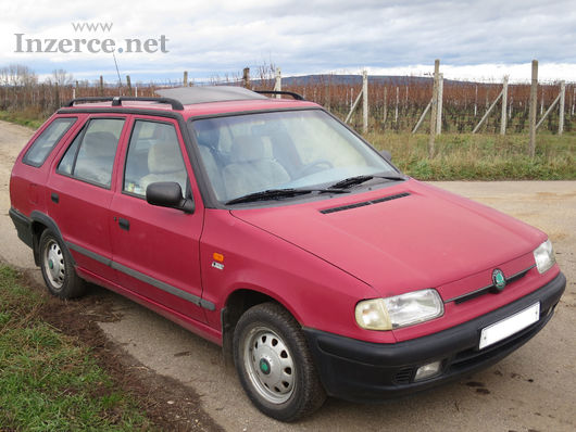 Felicia 1.3 Kombi LXI (1997, 132700 km)