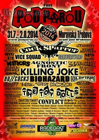 Fest Pod Parou 2014