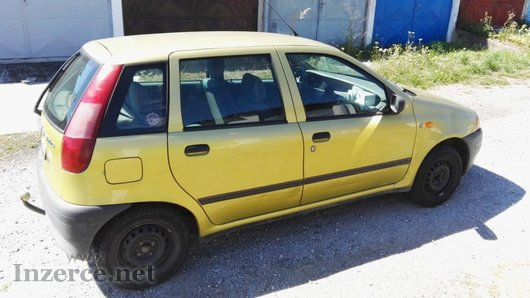 Fiat Punto 55 S - Hatchback