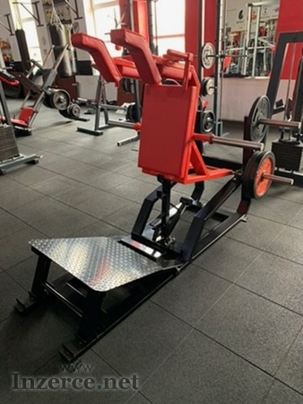Fitness stroje