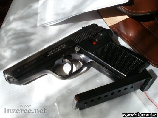 Flobert zbraň /pistole/ CZ 50/70 ráže 6mm flobert