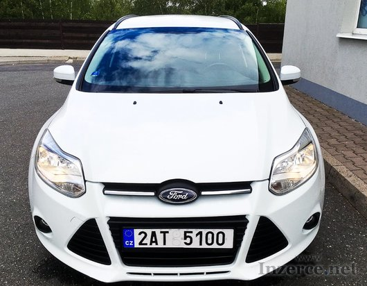 Ford Focus Combi super stav, 1 maj,
