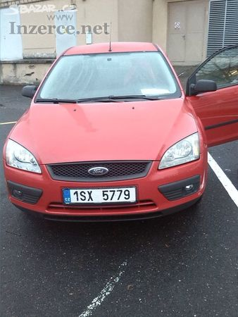 Ford focus II 1.8 Tdci 85 kw