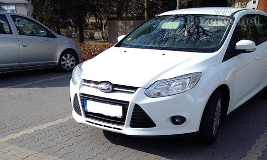 Ford Focus kombi, r.v.2014, 1maj CZ