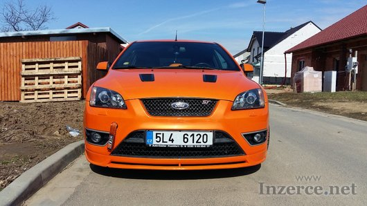 Ford Focus ST 2,5  310PS