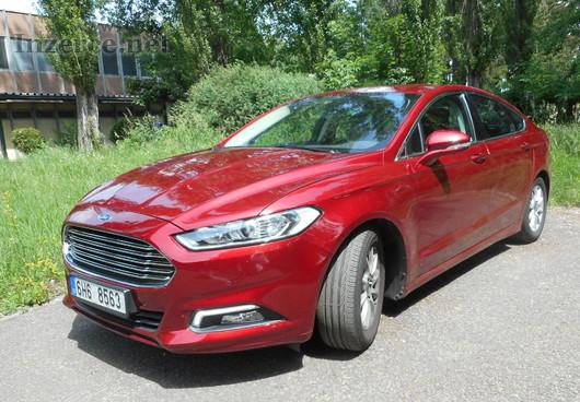 Ford Mondeo 1,5 benzín (2016,28.800 km)+zimní kola