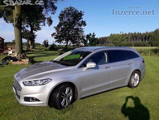 Ford Mondeo 2.0 TDCi 2016 combi 4x4