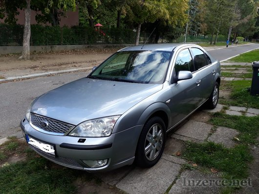 Ford Mondeo 2,2TdCi, 114kW