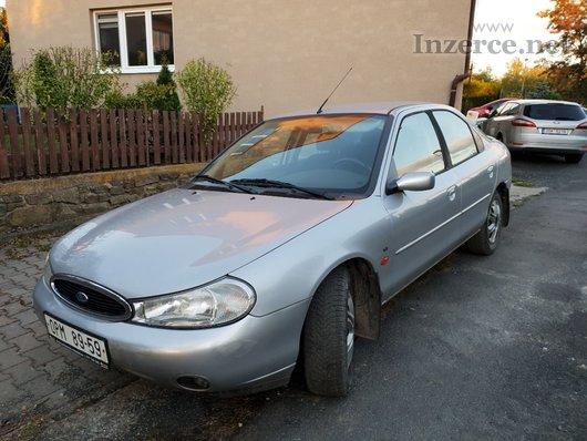 Ford Mondeo, 2001, V6, hatchback