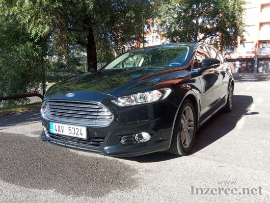 Ford Mondeo combi 2,0 diesel automat