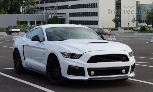 Ford Mustang GT 5.0 Roush CZ TOP
