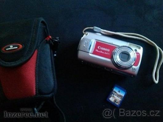 Fotoaparát Canon PowerShot A470
