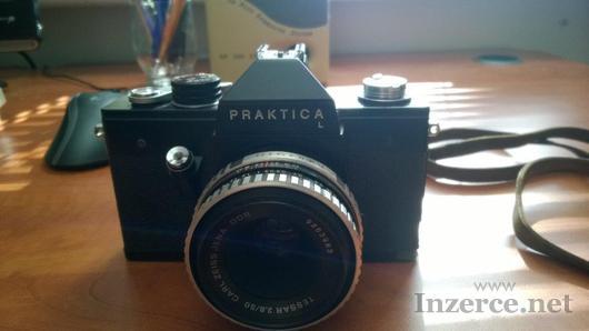 Fotoaparát na kinofilm Praktica L