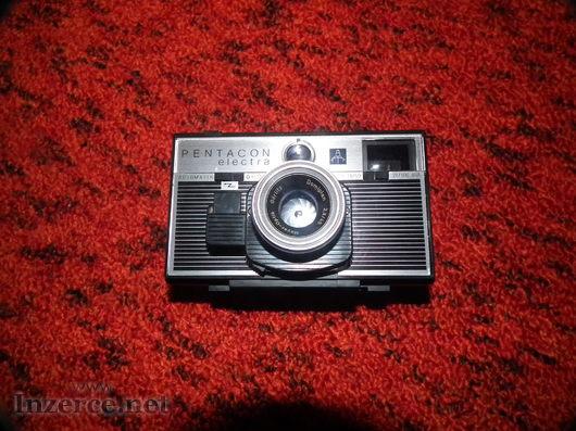 Fotoaparát PENTACON electra