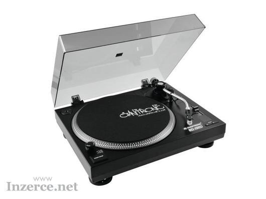 Gramofon Omnitronic