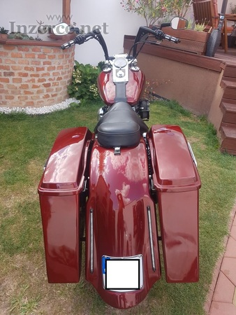Harley Davidson FXDWGI Dyna Wide Glide Bagger