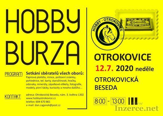 Hobby burza Otrokovice