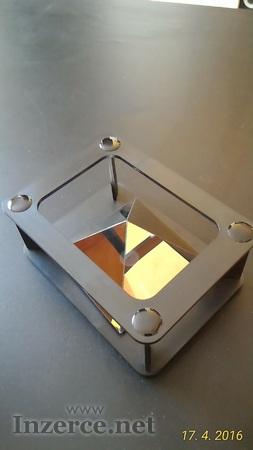 Hologram - pyramida pro tel do 6 palců