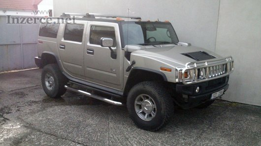 Hummer H2 6.0LV8 jen 21000km