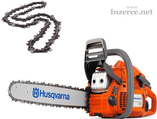 HUSQVARNA 445 - Výkonná POLO-PROFI pila pro všestr