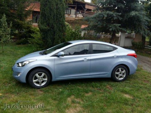 Hyundai Elantra r.v.2013,70 000km