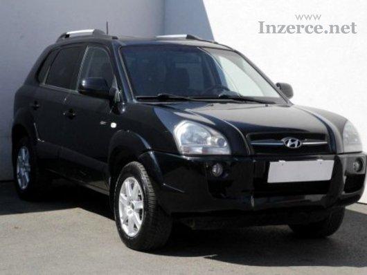 Hyundai Tuscon  - sleva