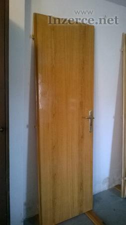 """Interiérové dveře """"fládrované"""""""