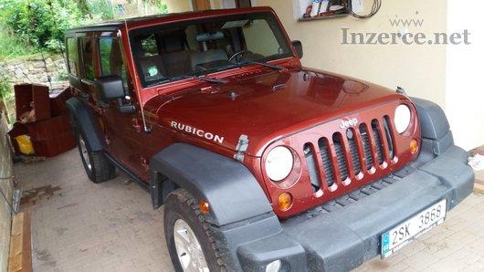 Jeep Wrangler Rubicon 2.8CRD