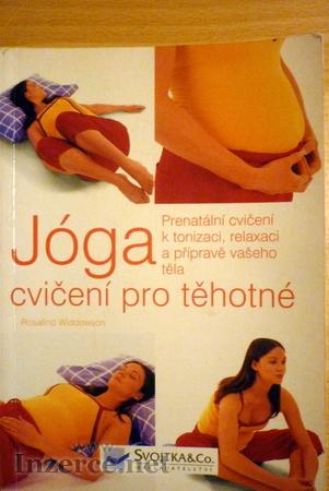 Jóga - Cvičení pro těhotné