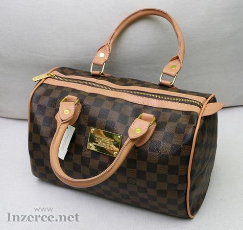 Nová luxusní kabelka Louis Vuitton, rozm. 30x20x20cm (dxšxv ...