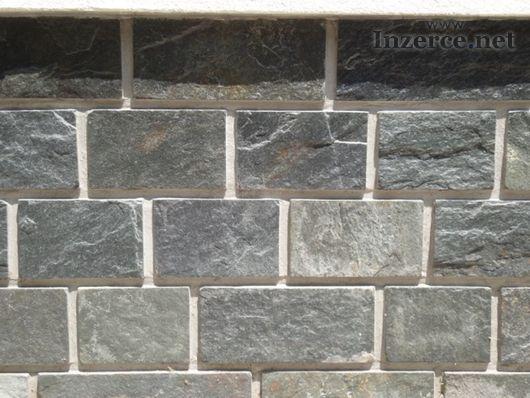 Kámen rulaformátovaná přírodní