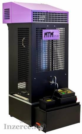 Kamna na olej MTM 17-33 kW