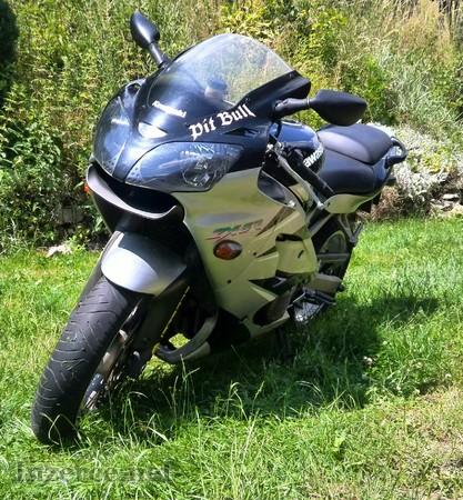 Kawasaki ZX6R Ninja r.v. 2000