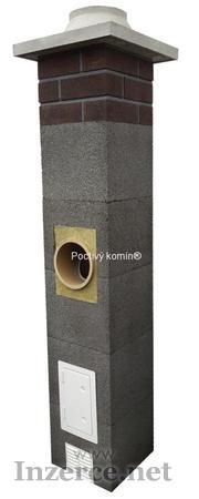 Komínová sestava 180mm/6m